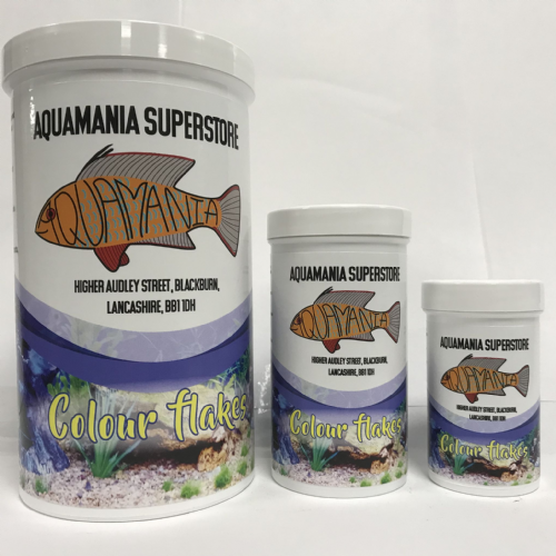 Aquamania Colour Flakes